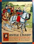 The cover of Castle Diary