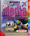 The cover of Datafiles Media and Communications