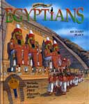 The cover of Discovering Egyptians