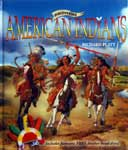 The cover of Discovering American Indians
