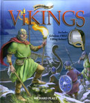 The cover of Discovering Vikings