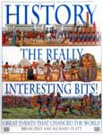 The cover of History the Really Interesting Bits