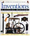 The cover of Inventions: a visual History