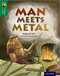 "The cover of ""MAN MEETS METAL"""