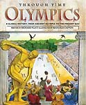 The cover of Olympics Through Time