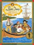 The cover of Pirate Diary