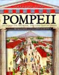 The cover of Pompeii Through Time