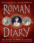 The cover of Roman Diary