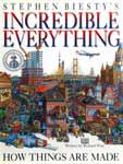 The cover of Incredible Everything